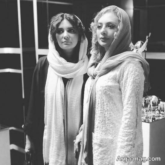لیندا کیانی و یکتا ناصر
