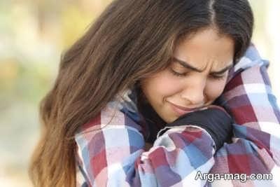 افسردگی بعد از بلوغ در نوجوان