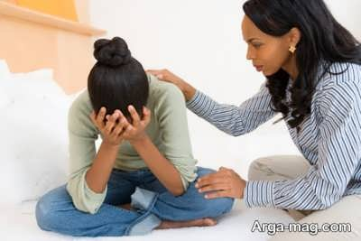 علل بروز افسردگی نوجوان