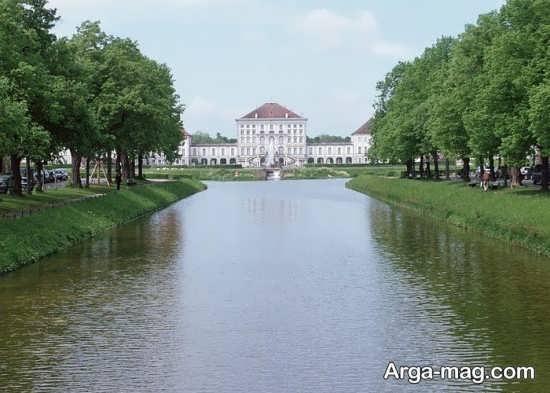 رودخانه ای رد آلمان