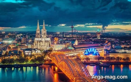 دیدنی های آلمان کدام اند؟