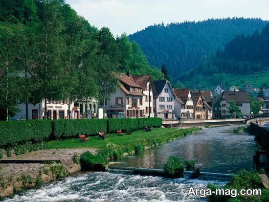 مناطق سرسبز آلمان
