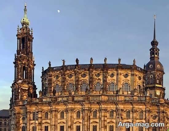 بناهای دیدنی در آلمان