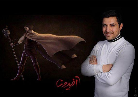 تازه ترین عکس اشکان خطیبی در کنار همسرش