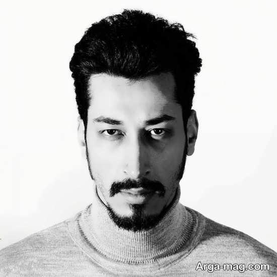 بهرام افشاری بازیگر تئاتر