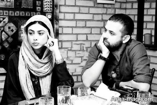 هومن سیدی همسر سابق آزاده صمدی