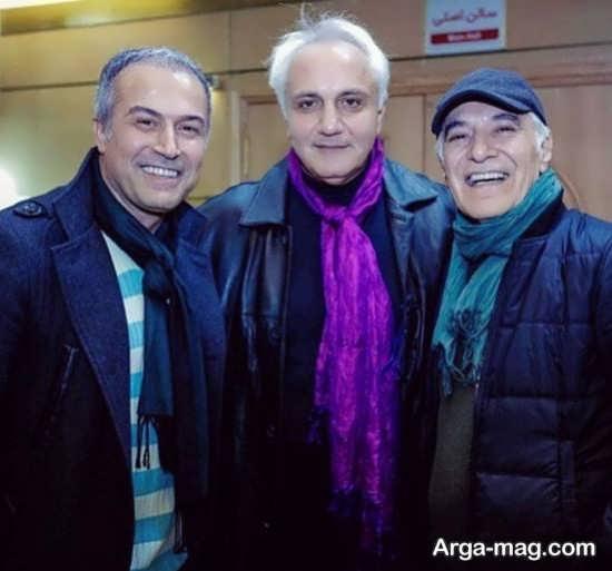 عکس دانیال حکیمی و علی معلم