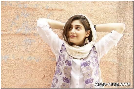 دیبا زاهدی بازیگر جوان و زیبای سینما