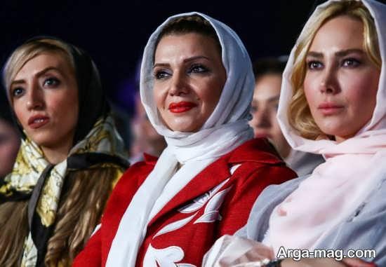 الهام پاوه نژاد بازیگر پیشکسوت تلویزیون