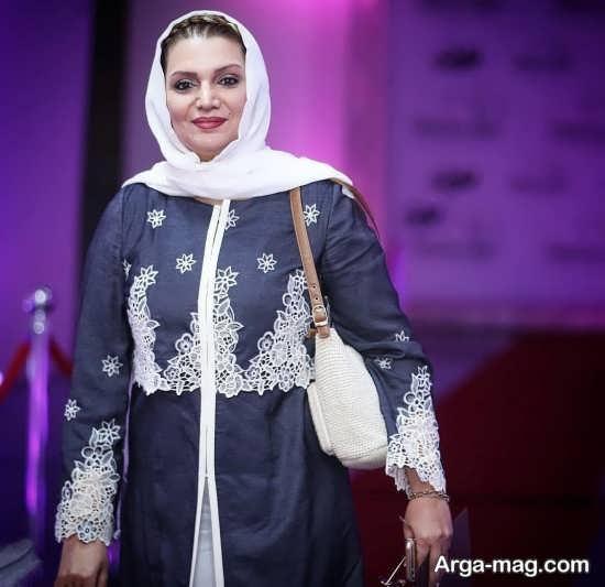 الهام پاوه نژاد بازیگر سریال همسران