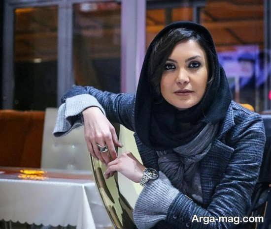 سامیه لک بازیگر 38 ساله تلویزیون