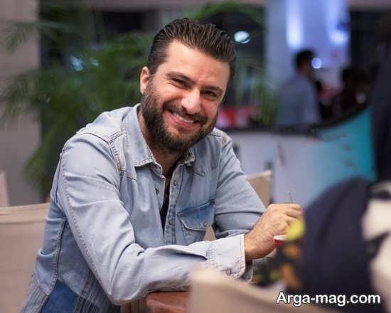 عکس های شهرام حقیقت دوستو زندگینامه وی