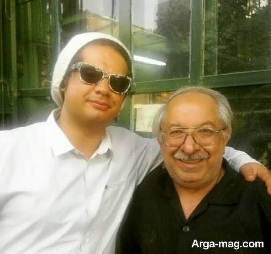 زندگی نوشته در مورد علی صادقی
