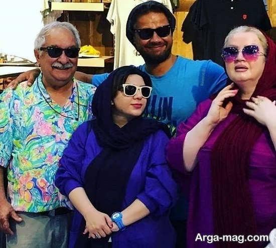 زندگی نوشته متفاوت علی صادقی