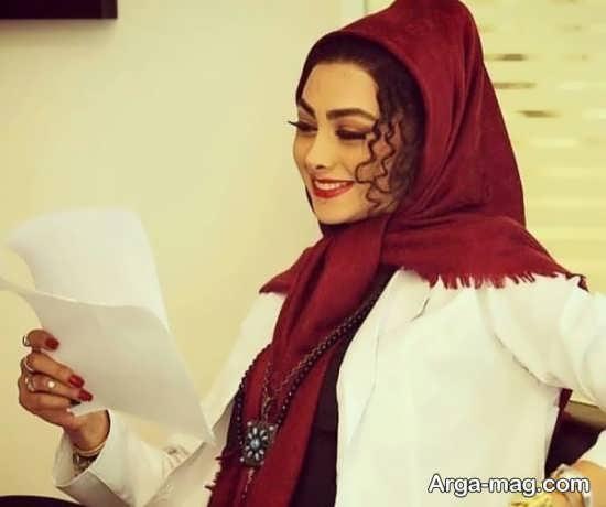بیوگرافی آزاده صمدی بازیگر دیوار به دیوار