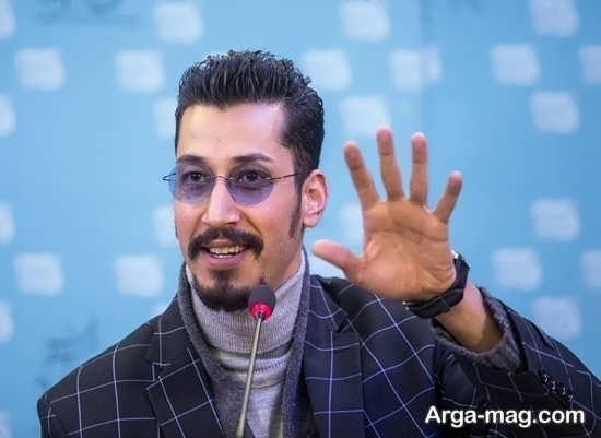 تصاویری از بهرام افشاری در نشت خبری
