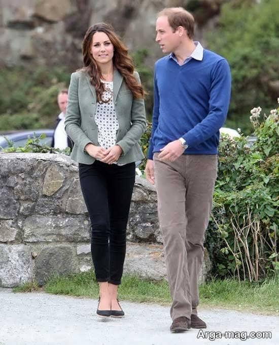 بیوگرافی کیت میدلتون همسر شاهزاده انگلیس