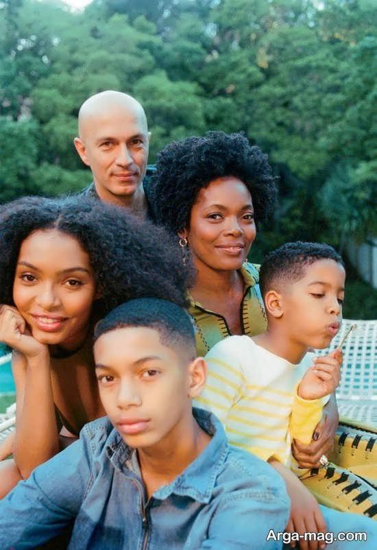 انواع عکس های خانوادگی یارا شهیدی