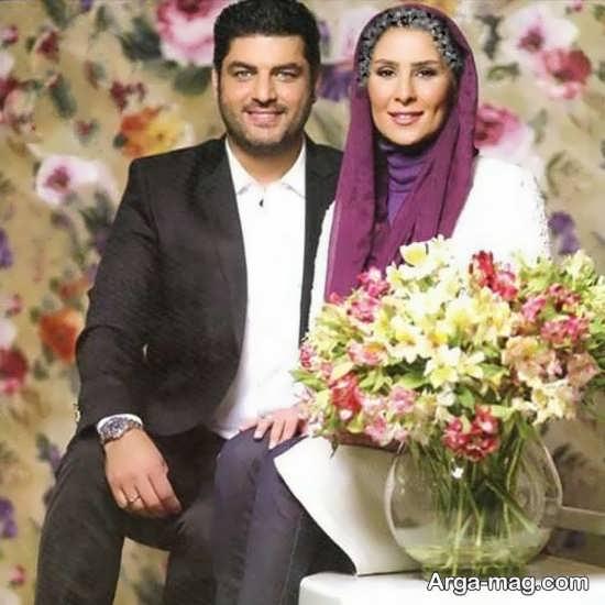 بیوگرافی و عکس ازدواج سام درخشانی