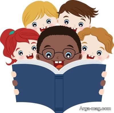 داستان های تصویری برای کودکان
