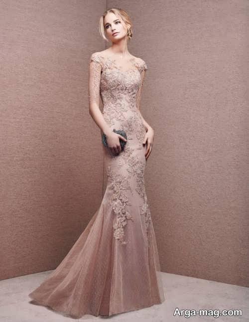 مدل لباس مجلسی بلند دخترانه شیک و زیبا