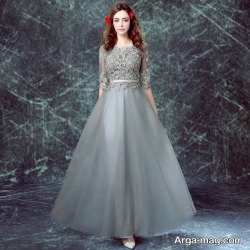لباس مجلسی زیبا و شیک دخترانه