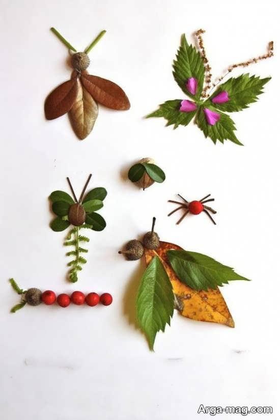 کاردستی پاییز