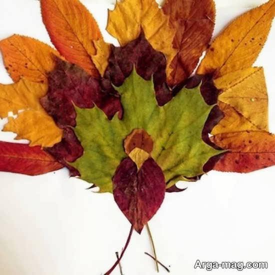 کاردستی در مورد فصل پاییز