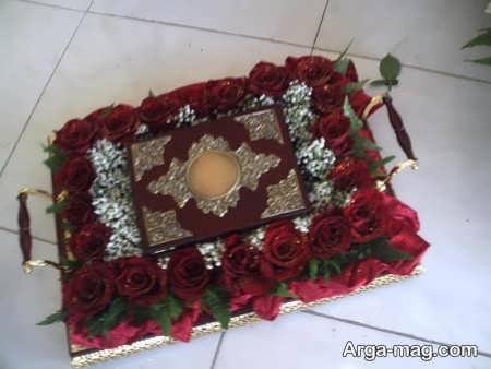تزیین قرآن عروس