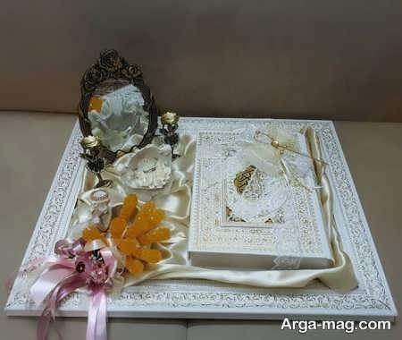 تزیینات قرآن عروس