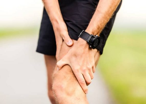 ورزش مفید برای زانو درد