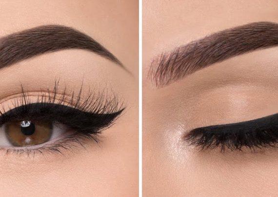 خط چشم دخترانه