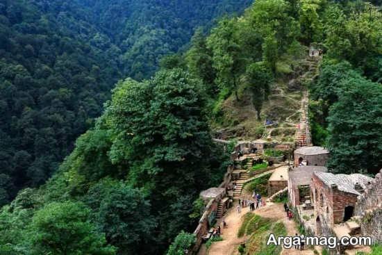منطقه قلعه رودخان