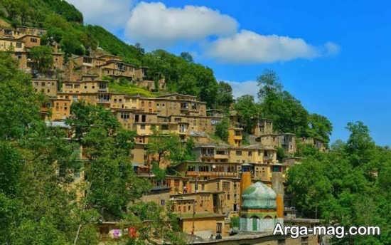 روستاهای فومن