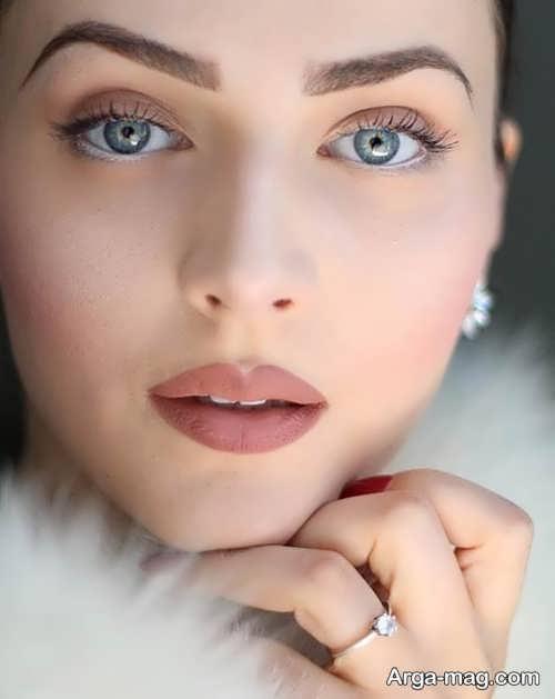 مدل آرایش صورت روزانه با متدهای جدید