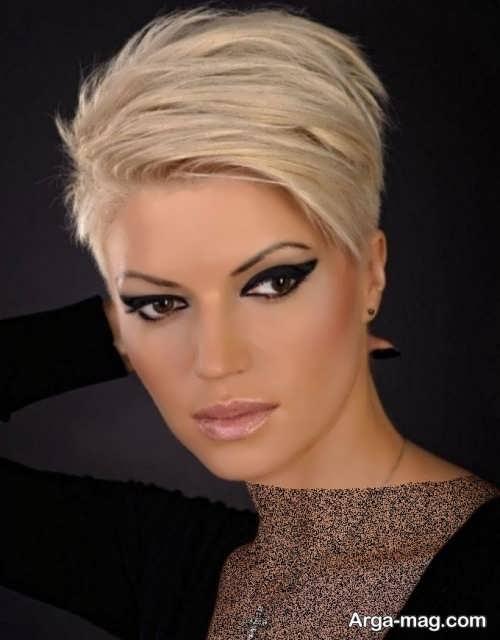 مدل آرایش صورت لایت و جدید