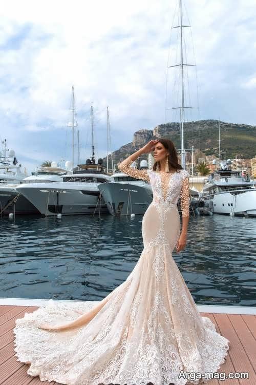 مدل لباس عروس جدید و فانتزی