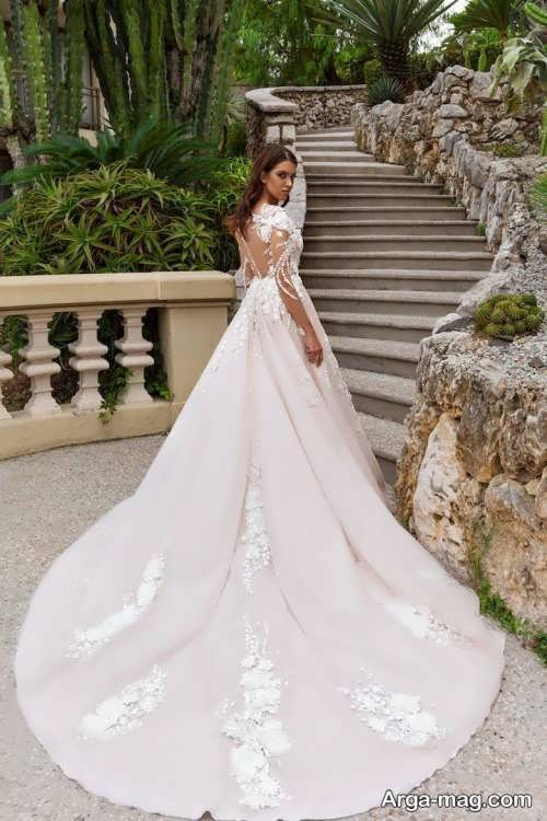 لباس عروس شیک و خاص