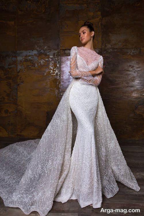لباس عروس جدید و فانتزی