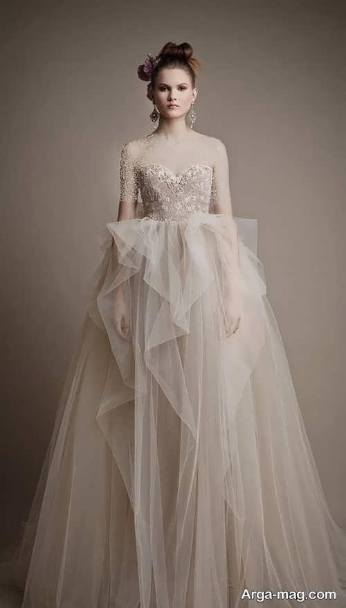 لباس عروس خاص و فانتزی