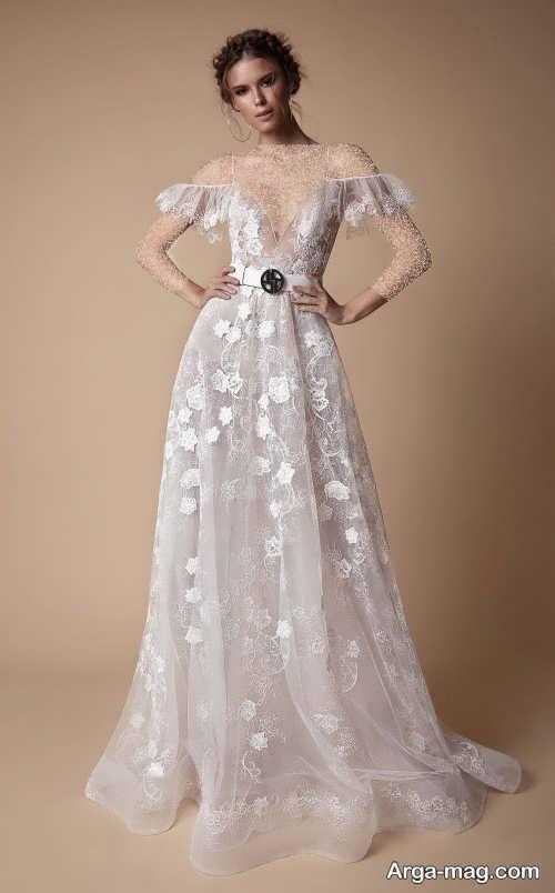 لباس عروس فانتزی