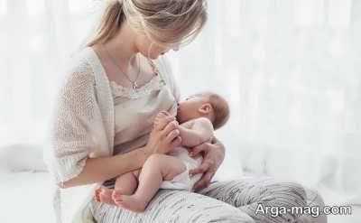 ممنوعیت غذایی در دوران شیردهی