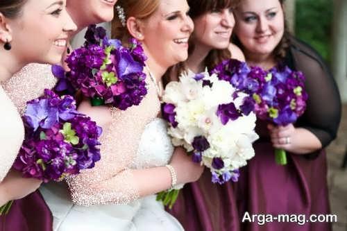 ژست های زیبا عکس عروس