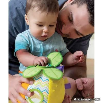 باز داشتن کودک از مکیدن پستانک