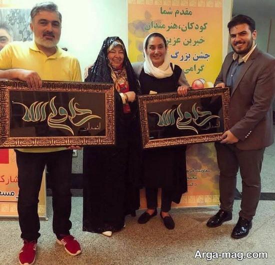 هدیه تهرانی در جشن آرزوها