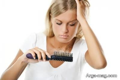 ریزش مو در نوجوان