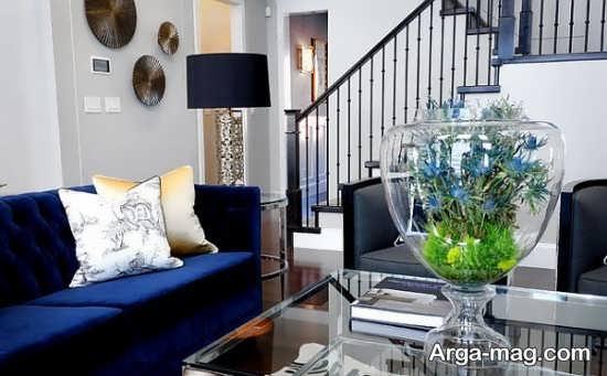 تزیین منزل با ایده رمانتیک