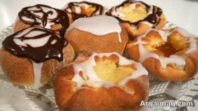 روش تهیه شیرینی دانمارکی