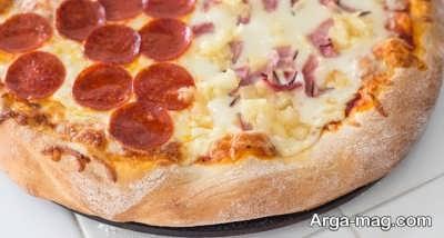 روش تهیه خمیر پیتزا با 4 روش