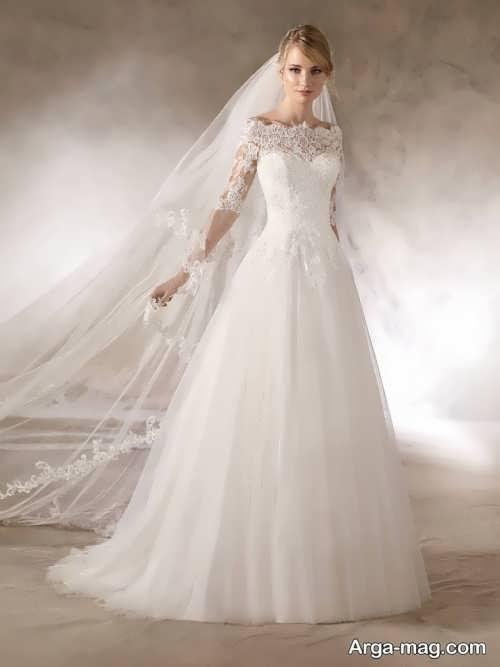 مدل لباس عروس ایرانی و جدید
